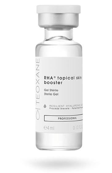 RHA® topical skin booster