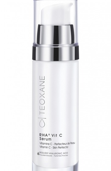 Vitamin C Skin Perfector - The combined action of RHA Resilient Hyaluronic Acid® technology with VC-IP, a new generation of vitamin C to address ageing spots and dull complexion.